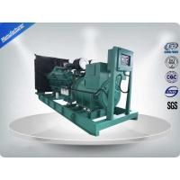 Quality Cummins Open Diesel Generator Water Cool Genset 1005Kw With Copper Bar / PMG​ wholesale