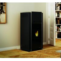 Quality Eco Friendly Wood Pellet Boiler Stove For Water Heating Automatic On / Off System wholesale