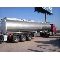 Quality Tank Truck Bodies Aluminium Alloy Products , 5454 Aluminum Plate High Formability wholesale