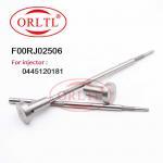 Quality F00RJ02506 Spray Valve Set F00R J02 506 F 00R J02 506 Idle Air Control Valve For Bosch 0445120199 wholesale