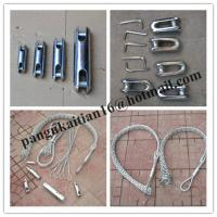 Quality General Duty Pulling Stockings,Cable Pulling Grips,Conductive Stockings wholesale