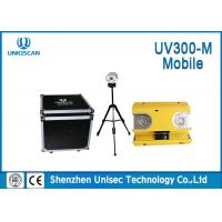 Quality 175 Degrees View Angle Under Vehicle Inspection Scanner 16 Times Image Local Magnification wholesale