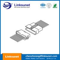 China JST Pich 2.5mm 6P SMR - 06V - N Male Female Wire Connectors WT Single Row Connector on sale