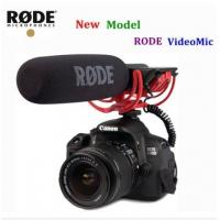 Quality Rode VideoMic studio microphone professional condenser microphones for Digital Camera wholesale
