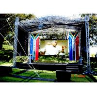 Quality Outdoor Waterproof SMD LED Display , P8 Stage RGB LED Screen wholesale