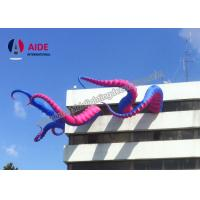 Cheap Huge Inflatable Event Decoration Customing Pink Inflatable Sea Animals Leg for sale