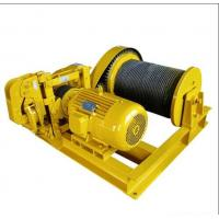 China China Famous Heavy Duty Electric Winch For Boat on sale