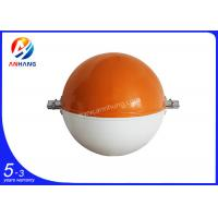 Cheap Aerial marker ball for transmission line/Power Line Markers/aircraft warning marker for sale