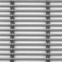 Cheap Stainless Steel Facade Mesh/Stainless Steel Architectural Mesh With AISI 304/316 for sale