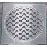 Quality Export Europe America Stainless Steel Floor Drain Cover8 With Square (150.8mm*150.8mm*3mm) wholesale