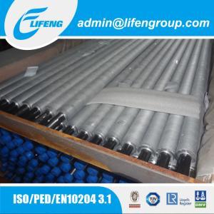 Quality embedded aluminium finned tube seamless stainless steel finned tubes wholesale