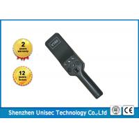 Quality 4 Level Sensitivity Hand Held Metal Detector 350 X 80 X 60 Mm For Security Check wholesale
