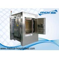 Quality Hinge Doors BSL3 And BSL4 Laboratory Autoclaves With SS316 Chamber wholesale