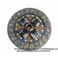 China Heavy Duty Truck Clutch Disc / Clutch And Pressure Plate Assembly Customized Size on sale