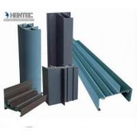 China Industrial 6063  aluminum extrusion profiles Anodized / powder painted on sale
