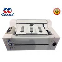 Quality A3+ Adhesive Sticker Sheet Fed Die Cutter Automatic Control High Cutting Speed wholesale
