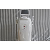 Quality HomeSHR IPL two handles Painless Laser Hair Removal Machine Water Cooling wholesale