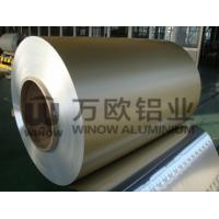 Quality Hot / Cold Rolled Color Coated Aluminium Coil For Roofing And Cladding System wholesale