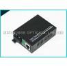 Buy cheap DC Socket 1.25G Fiber Optic Media Converter 1000Base-SX SFP Multimode from wholesalers