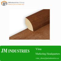 China Wood Home Building Material-Classical low price wooden shoes/base moulding Factory on sale