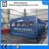China 4 Meter Metal Sheet Bending Machine , Plain Sheet Metal Bending Machine on sale