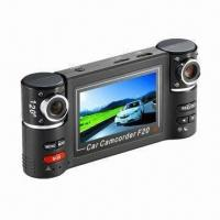 Buy cheap Dual Camera DVR with 2.7-inch LED Screen from wholesalers