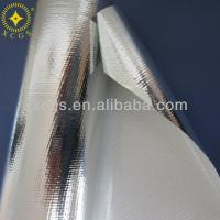 China Double side aluminum foil coated pe woven cloth radiant barrier insulation on sale