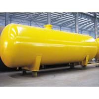 Quality Chemical Storage Pressure Vessel Tanks Q345R For Liquid Ammonia / Industrial wholesale