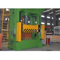 Buy cheap 2 / 4 Uprights Type H Frame Hydraulic Press Machine 600 Ton For Plastics from wholesalers