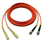 Quality Fiber Optic Jumper-SC/PC-ST/PC Jumper wholesale