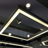Quality Durable Linkable Aluminium Led Linear Trunking Light System 20w 40w 60w 80w wholesale