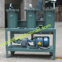 China Small Oil Purifier Machine, Portable oil filter equipment for lube hydraulic oil,transformer oil on sale