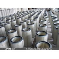 Quality CE certificate Glass Cartridge Filter Element For gas liquid separation wholesale