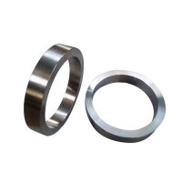 Quality Annealed GB/T16598 TC4 Gr5 Aircraft Titanium Alloy Ring wholesale