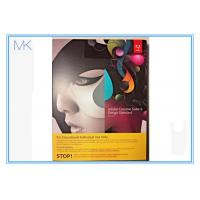 Quality CS6 Adobe Graphic Design Software Standard MAC Full Student Edition Creative Suite English wholesale