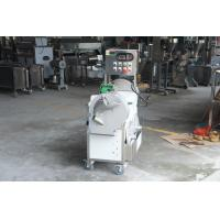 Quality electric vegetable cube cutting machine price from china coal group wholesale
