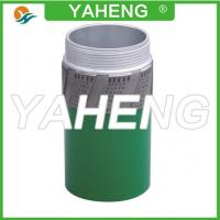 T66 T76 T86 Reaming High Speed Steel Reamers Connect With The Drill Core Bit