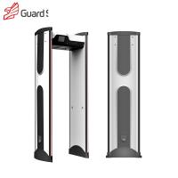 Quality 18 Zones Airport Security Walkthrough Metal Detector Archway With 9.2 Inch Lcd Screen wholesale