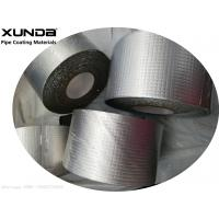China Butyl Rubber Waterproof Sealing Self Adhesive Tape With Alu , PP Or PE Backing Materials on sale