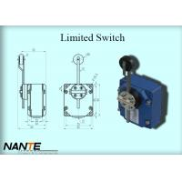 Quality Electric Wire Rope Hoist 6mm Rotary Metal Rod Trigger Head Limited Switch wholesale