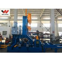 Quality Assembly Welding Straightening H Beam Welding Line 3 In 1 High Efficiency for Industrial wholesale