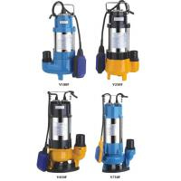 Quality 0.5hp Electric Submersible Water Pump 220V Single Phase V Serial Durable wholesale