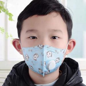 Quality KN95 Valve Antiviral Children'S Disposable Face Masks wholesale