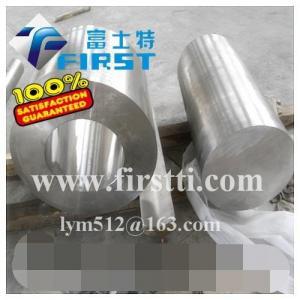 China GR5 titanium bars ASTM B348 on sale