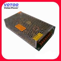 Quality DC 12V 200W Single Output Switching Power Supply 16A , CCTV Power Supply wholesale