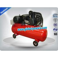Quality Belt Driven Electric Air Compressor Three - Phase Brushless 4Kw 5.5Hp 100L 8Bar wholesale