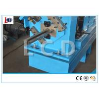 Buy cheap Drywall Metal Stud Roll Forming Machine Automatic Cutting 7 Ton With 10 Rollers from wholesalers