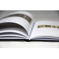 China 250gsm Glossy Art Paper Hardcover Book Printing Services With Dust Jacket on sale