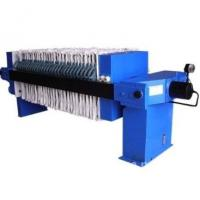 Quality Continuous Chamber Filter Press , Sludge Dewatering Equipment For Sludge Treatment wholesale