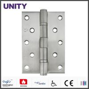 Quality EN1634-1 Exterior Door Hinges , Flat Door Hinges HB503530 Fire Rated Timber wholesale